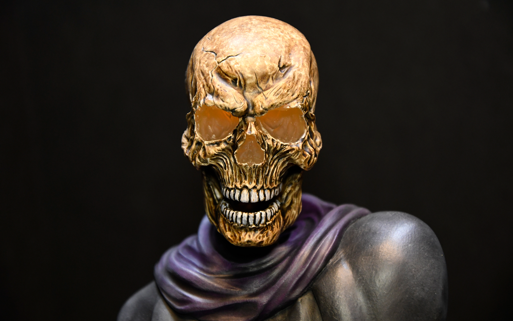 Demons of the Apocalypse #1: Death