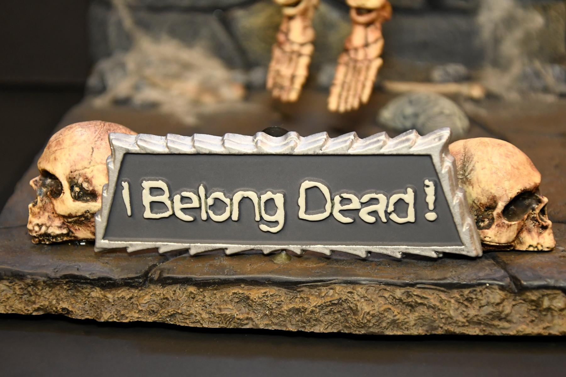I Belong Dead!