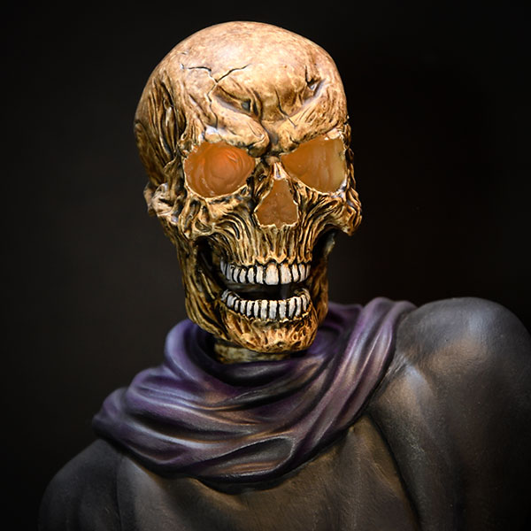 Demons of the Apocalypse #1: Death: