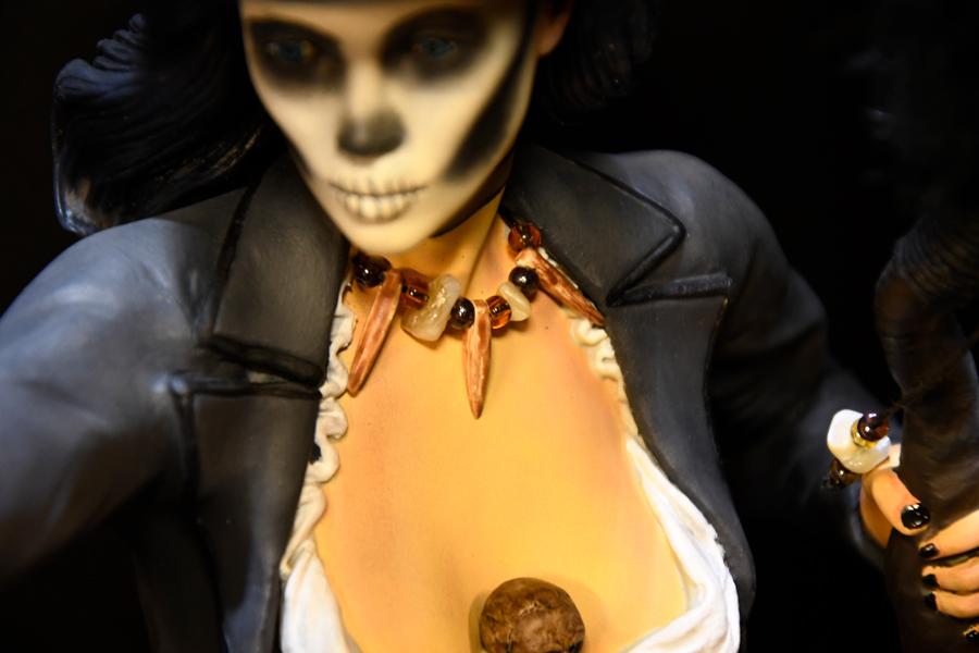 Voodoo Priestess Chest