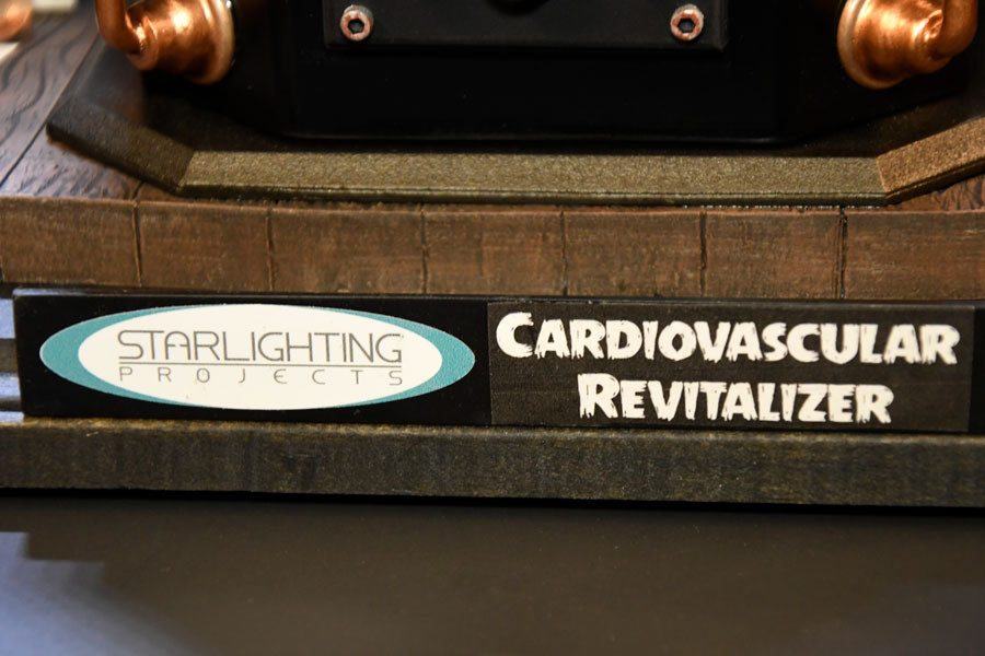 Cardiovascular Revitalizer Sign Maiocco Models
