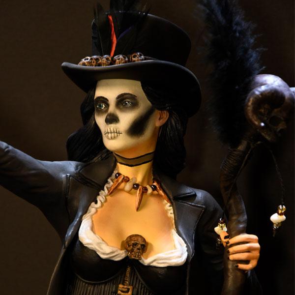 Voodoo Priestess Home Page Image